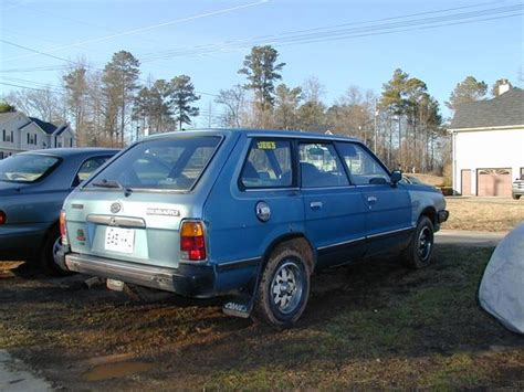 subaru wagon 1980 awdsvxh6 1980 subaru gl specs photos modification info