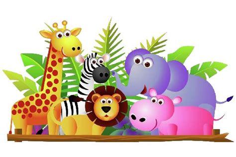 wild animals clipart clipground