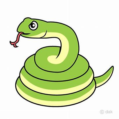 Snake Clipart Coiled Squiggly Dot Clip Coil