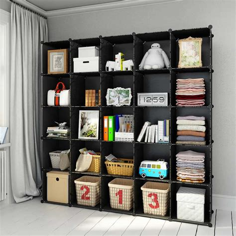 Check spelling or type a new query. White Better Homes and Gardens 16-Cube Organizer Bookcases ...