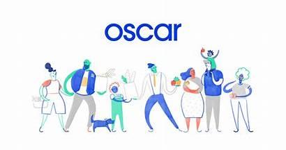 Oscar Health Insurance Healthcare Startup Clipart 2021