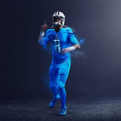 Titans Tennessee Wallpapers Rush Nfl Uniforms Vertical