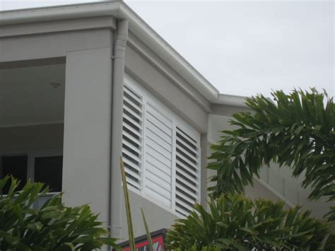 aluminium shutters brisbane external patio shutters brisbane