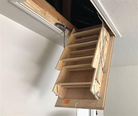 attic stairs attic ladders  sale  installation