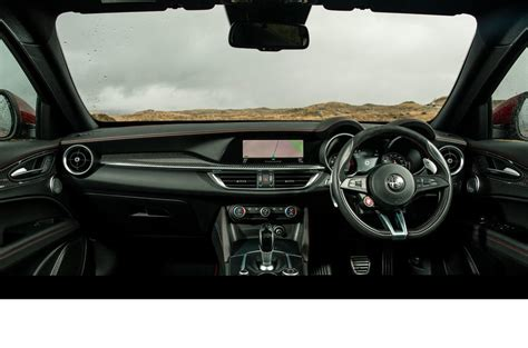 alfa romeo stelvio quadrifoglio  uk review autocar