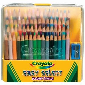 Crayola Colored Pencils 100 Pack