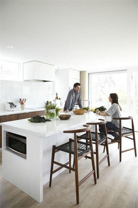 cuisine avec ilot central 45 idées en photos pour bien choisir un îlot de cuisine