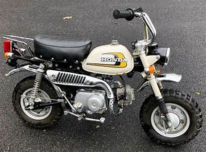 Honda Monkey Z50j Wiring Diagram : 64 miles 1974 honda monkey z50j bike urious ~ A.2002-acura-tl-radio.info Haus und Dekorationen