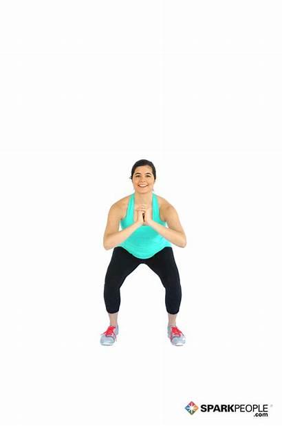 Exercise Squats Gifs Animated Animation Exercises Skater