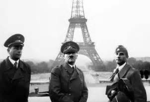 Image result for - France fell to the Germans during World War II.
