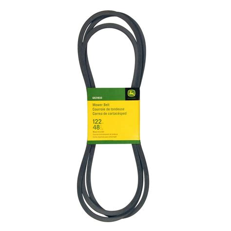 sears kitchen faucets deere 48 in deck drive belt gx21833 the home depot