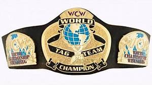 WCW World Tag Team Championship - Wikipedia