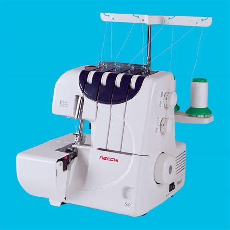 serger sewing machine s34 necchi sewing machines