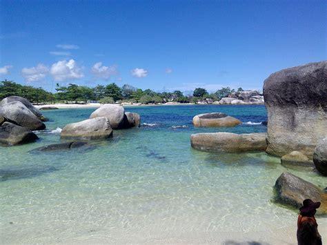 pantai tanjung tinggi wikipedia bahasa indonesia