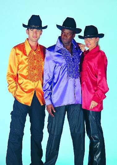 80er style männer 70er kleidung 70er jahre kord sakko braun rot meliert