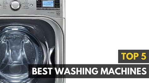 best washing machines for 2019 gadget review