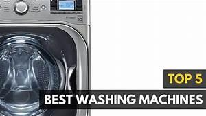 Best Washing Machines For 2019