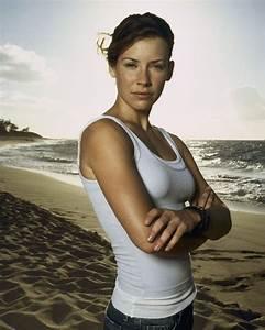 Evangeline Lilly as Kate 'Freckles' Austen in Lost TV ...