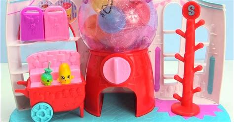 Shopkin World: Sweet Spot Gumball Machine