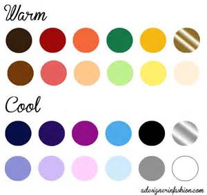 Cool Undertone Colors for Warm Skin Tone