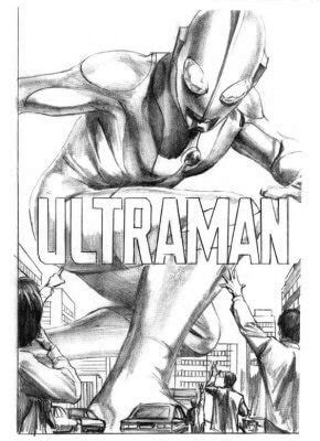 Ultraman & Kamen_rider image by roy wong | Comic book artwork, Alex ross, Comic books art