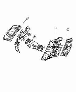Dodge Challenger Silencer  Dash Panel  Outer  Engine  Vvt  Hemi