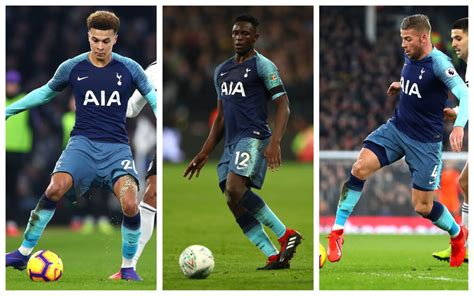 Tottenham team news: The expected line-up vs Manchester City