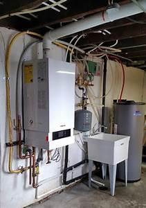 Sizing A Modulating Condensing Boiler
