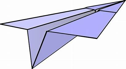 Airplane Paper Clipart