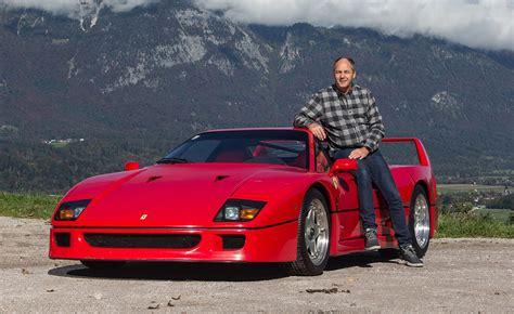 1,123 likes · 1 talking about this. ¿Quiere un Ferrari F40? El ex-piloto de Fórmula 1, Gerhard Berger vende el suyo