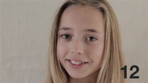 Filmmaker Creates Time Lapse Of Daughter Over 12 Years