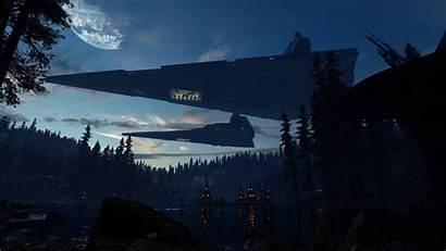 Endor Wars Battlefront Forest Moon Asmr Apocalypse