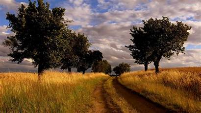 Country Roads Road Desktop Wallpapers Recommended