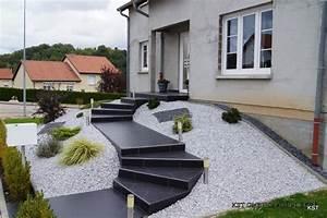 best deco jardin gravier blanc ideas design trends 2017 With idee deco jardin avec cailloux 6 gravier concass marbre de carrare 2230mm