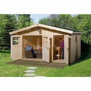 Cabanon En Bois : abri de jardin en bois occasion ~ Premium-room.com Idées de Décoration