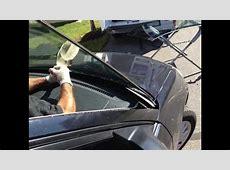200105 Honda Civic windshield replacement YouTube