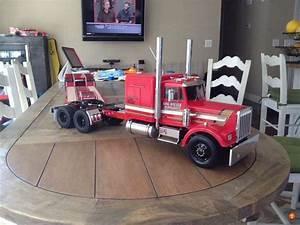 Tamiya Custom Stretched King Hauler | RC Semi Trucks, Cars ...