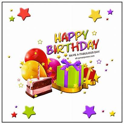 Birthday Happy Fabulous Animated Cards Wishes Card