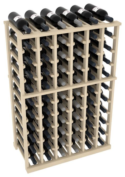 wine cellar kit  column rack  height unfinished