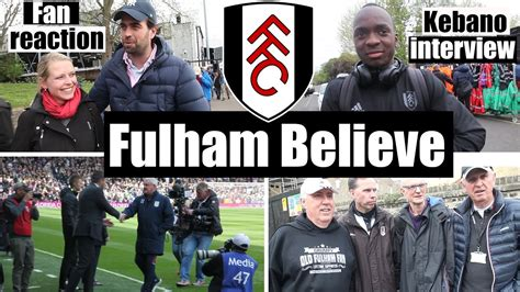 Fulham 3 Aston Villa 1 | Good vibe about this squad ...