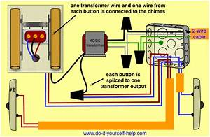 Nutone Doorbell Wiring Diagram Picture Schematic