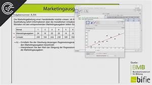 Regressionsgerade Berechnen : bifie aufgabenpool mathematik erkl rt mit videos f r ahs bhs ~ Themetempest.com Abrechnung