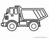 Coloring Truck Trucks Simple Printable Ford Fascinating Boys Pdf Plus Google Clipartmag sketch template