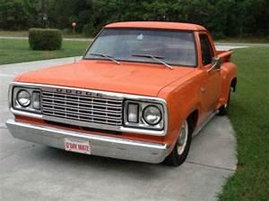 Sell Used 1978 Dodge D100 Slant Six