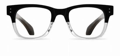 Glasses Bespecd Animation Tribe Crystal Wood Eyewear
