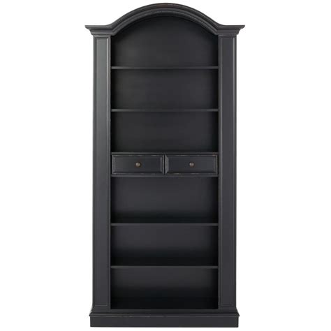 Home Bookcases by Home Decorators Collection Antique Black Storage