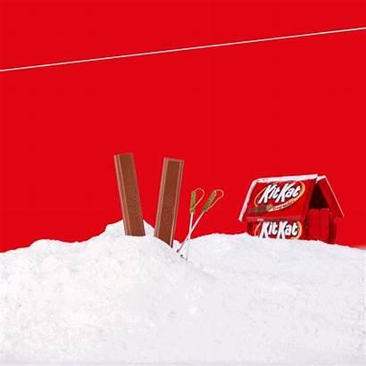 Kat Kit Break Kitkat Ski Lodge Chocolate