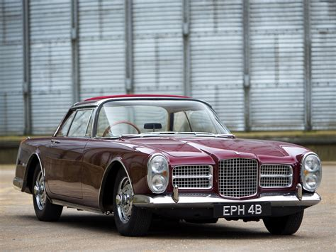 1962 Facel Vega Facel-II UK-spec classic supercar g ...