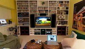 Interior, The, New, Gaming, Room, Ideas, That, It, Is, Looked, So, Interesting, With, The, New, Game, In, The