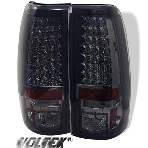04 silverado tail lights 2004 2006 gmc sierra 1500 2500 3500 led tail light bar